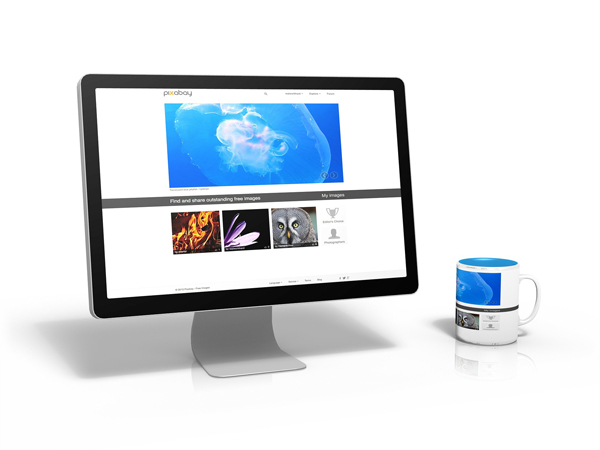 Imágenes web