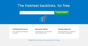 Herramienta SEO gratis para analizar backlinks
