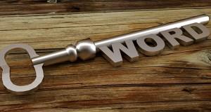 ¿Cómo elegir la palabra clave perfecta?