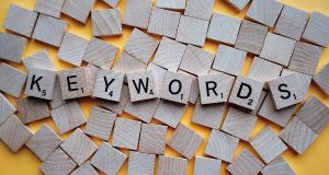 La elección de la mejor palabra clave