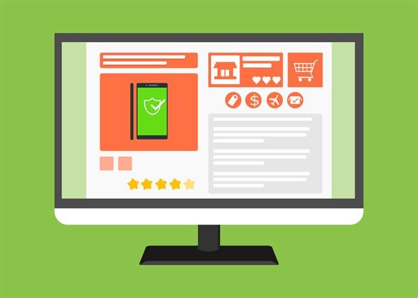 contenido para tiendas online