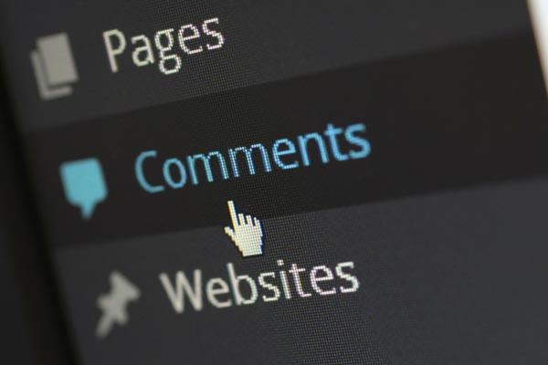 comentarios y posicionamiento SEO